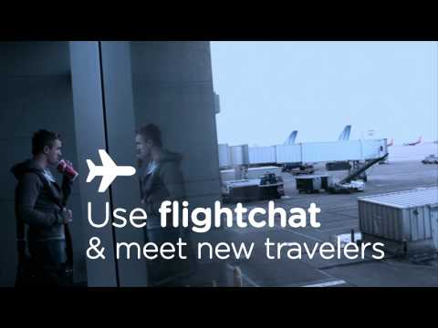 Flightchat Chat in the air