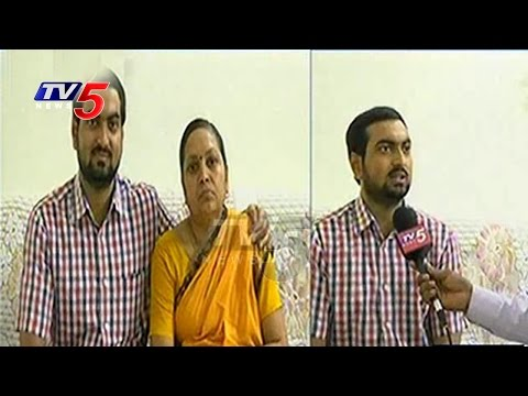 UPSC Civil Services Exam 2015 Results | All India 191th Ranker Satish Interview | TV5 News