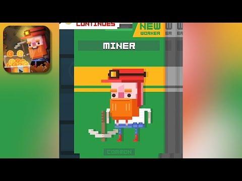 Diggerman - Gameplay Trailer (iOS)