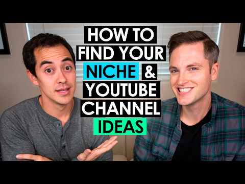 How to Find Your Niche on YouTube and 7 YouTube Channel Ideas
