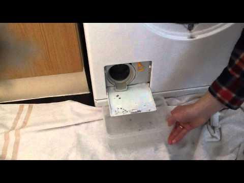 Miele W562 Maintenance Wash 1