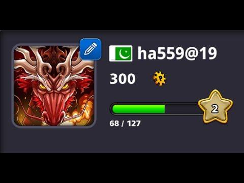 8 ball pool free Dragon avatar (2017)