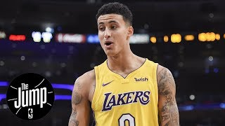 Lakers' Kyle Kuzma is more than just buzz | The Jump | ESPN