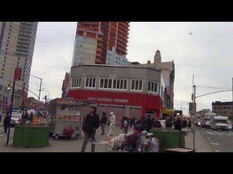 Downtown Brooklyn New York