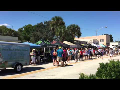 Rocky Water Beer Fest In Two Minutes Time-Lapse Video