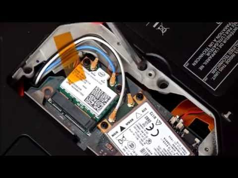 Panasonic Toughbook CF-53 adding 2nd HDD / SSD using DVD / optical drive bay with HDD Caddy