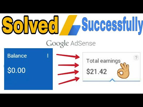 youtube estimated earnings not showing in adsense 0$ problem solved