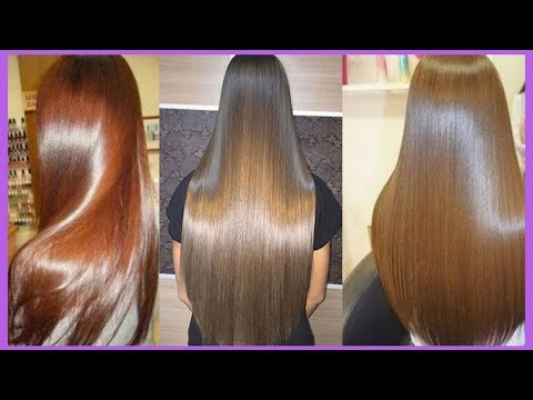 Get Super Silky, Soft and Glossy Hair in Just 1 Day   DIY Banana Deep Conditioning Hair Mask