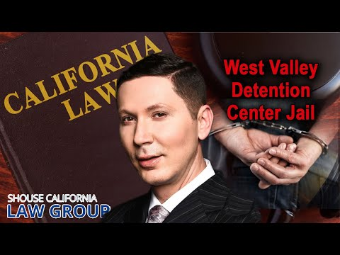 Info for West Valley Detention Center Jail (inmate, bail, visiting)