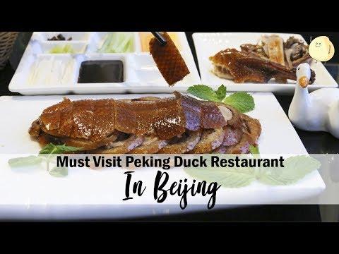 Da Dong Roast Duck 北京大董烤鸭店 – One Of Beijing's Best Peking Duck