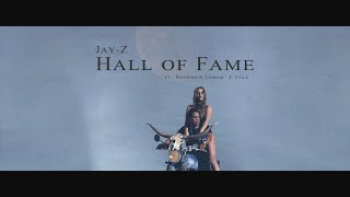 "JAY-Z - ""Hall of Fame"" ft. Kendrick Lamar, J. Cole (Audio)"