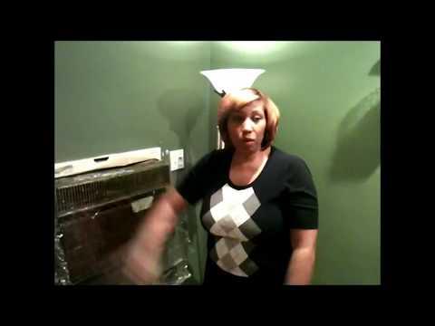 MsMake_It Custom Interior Air Conditioner Covers