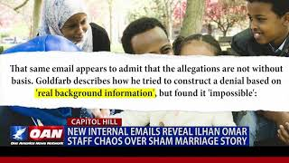 Download New internal emails reveal Ilhan Omar staff chaos over sham marriage story Video