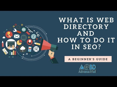 What is Web Directory | How to do Directory Submission in SEO (Bangla Tutorial 2018)