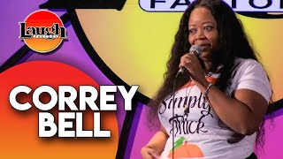 Correy Bell | Big Busted Women | Laugh Factory Chicago Stand Up Comedy