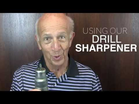 Our Drill Sharpener at Suburban Tool