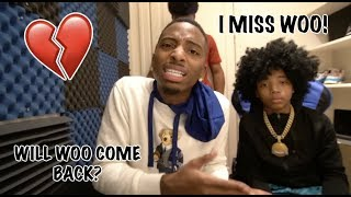 WHY WOO HAD TO MOVE OUT & GO BACK HOME!💔