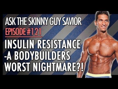 Insulin Resistance: A Bodybuilders WORST Nightmare...