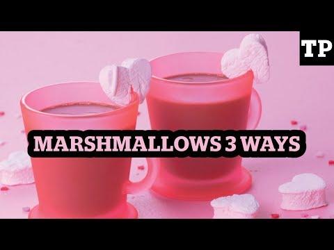 Easy homemade marshmallows and 3 ways to use them | Eats + Treats