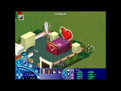 The Sims 1: Woohoo