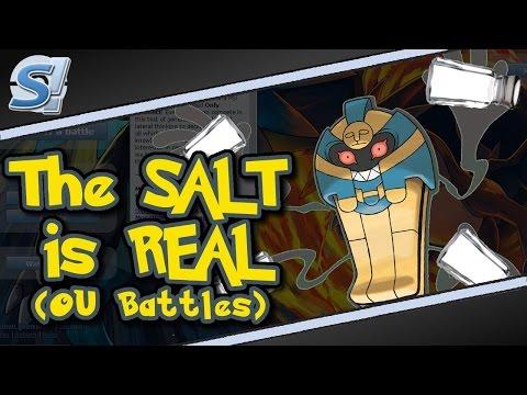 Pokemon Showdown: The Salt Is Real (OU Battles)