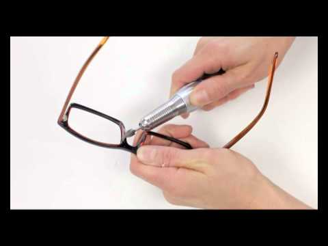 Tips & Tricks - Nose Pad Arms for Plastic Frames. Suits always!