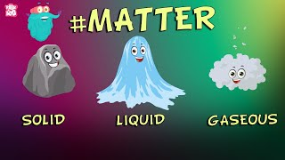 What Is Matter? - The Dr. Binocs Show | Best Learning Videos For Kids | Peekaboo Kidz