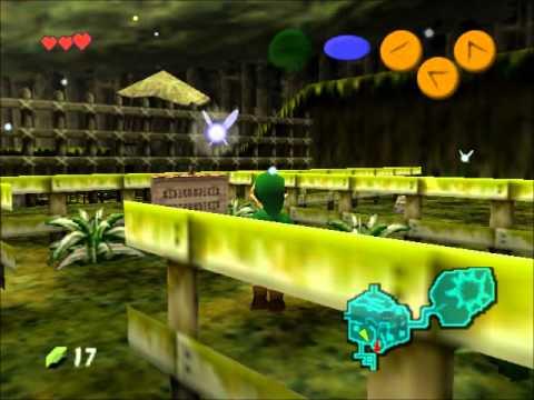 The Legend of Zelda: Ocarina of Time Playthrough Pt. 1 -Hyrule is in Bad Shape!-
