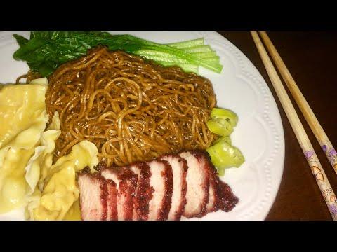 Wanton Noodles Dry Mee / Kon Lo Mee - TGK/036
