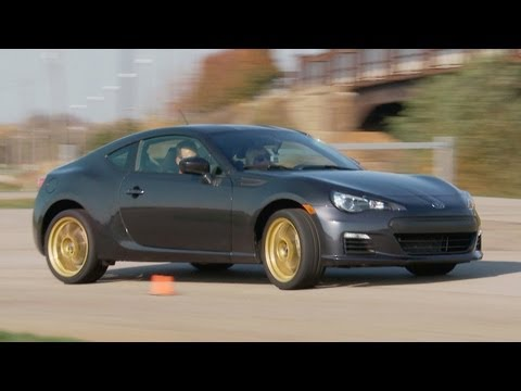 Modifying the 2013 Subaru BRZ! The First Change a Driver Should Make - Wide Open Throttle Episode 39