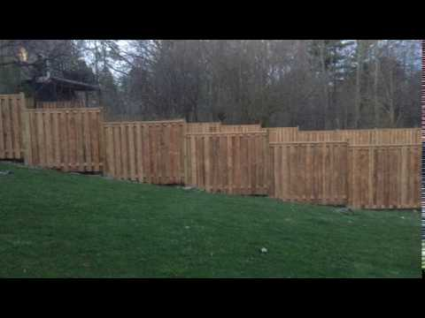Fence in Slope 416 566 7025