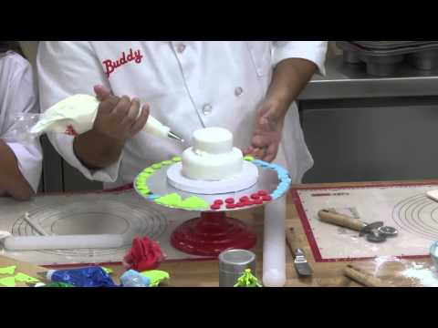 How to make Tree and Snowman Cakelettes - Holiday Baking with Cake Boss LIVE (Part 4)