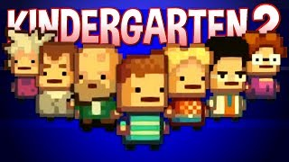 ALL OUTFITS AND DEATHS - Kindergarten 2
