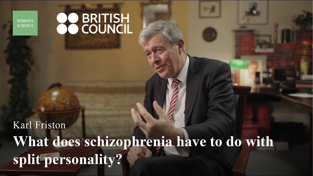 Dysconnection Hypothesis of Schizophrenia Karl Friston