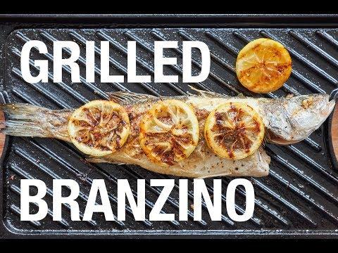 Grilled Branzino | Belly on a Budget | Episode 12