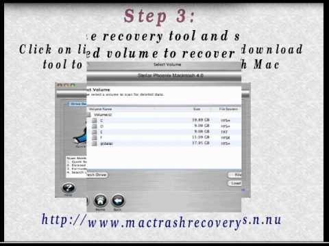 Unable To Recover Trashed Items on Mac : Get It Done