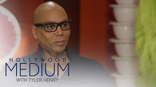 "RuPaul Gets Emotional During ""Hollywood Medium"" Reading   Hollywood Medium with Tyler Henry   E!"