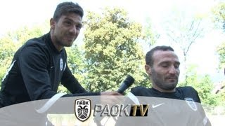 PAOK FC The Katsour Show!!!
