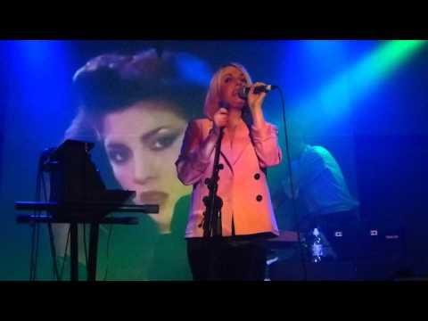 Little Boots - Remedy / Shake live Belgrave Music Hall, Leeds 24-11-15