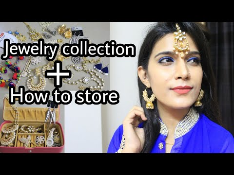 Jewelry under 250 Rs | Best affordable jewelry Collection 2017 | Indian + Western Jewelry Haul