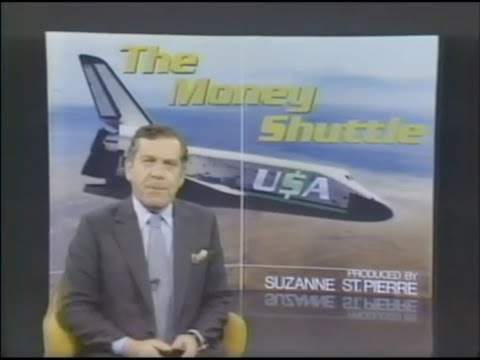 60 Minutes: The Money Shuttle - 1982