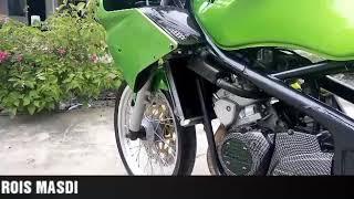 Modifikasi Kawasaki Ninja Serpico Victor