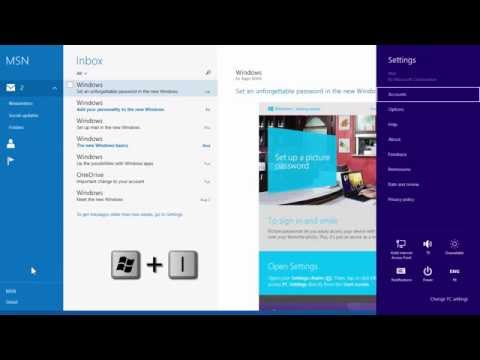 How to Add Mail Accounts in Microsoft Windows 8.1 | The Teacher