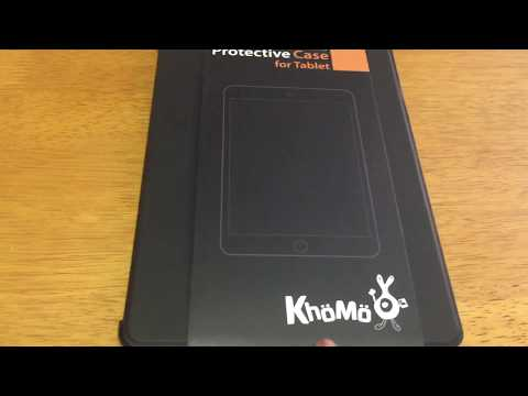 Khomo iPad Pro 10.5 Inch Case Overview