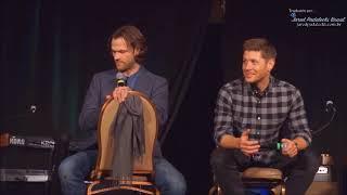Jared e Jensen - O que os deixa com vergonha nas convenções (Vegascon 2018)