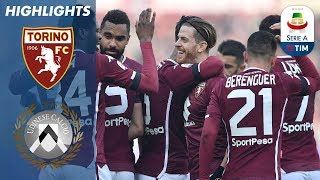 Torino 1-0 Udinese | Ola Aina scores winner for Torino in a dramatic away game | Serie A