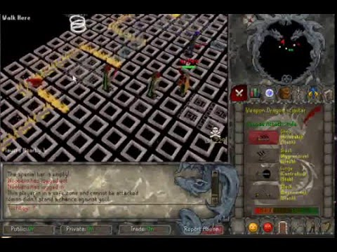 DragonScape Pking Video