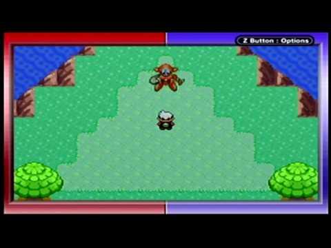 Pokemon Emerald All Event Legendary Pokemon Bonus Video