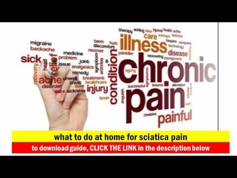 sciatica treatment exercises - top 2 exercises for sciatica and pinched nerve (sciatic nerve pain)