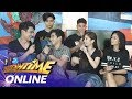 Mccoy And Heaven Share About Their Ipaglaban Mo Episode Its Showtime Online